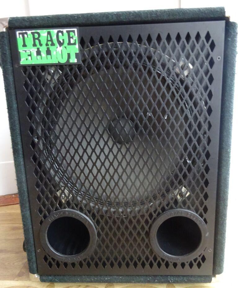 trace elliot 1153t 200w bass guitar amplifier cab speaker 1x15 8 ohms for ah300 7 gp7 head. Black Bedroom Furniture Sets. Home Design Ideas