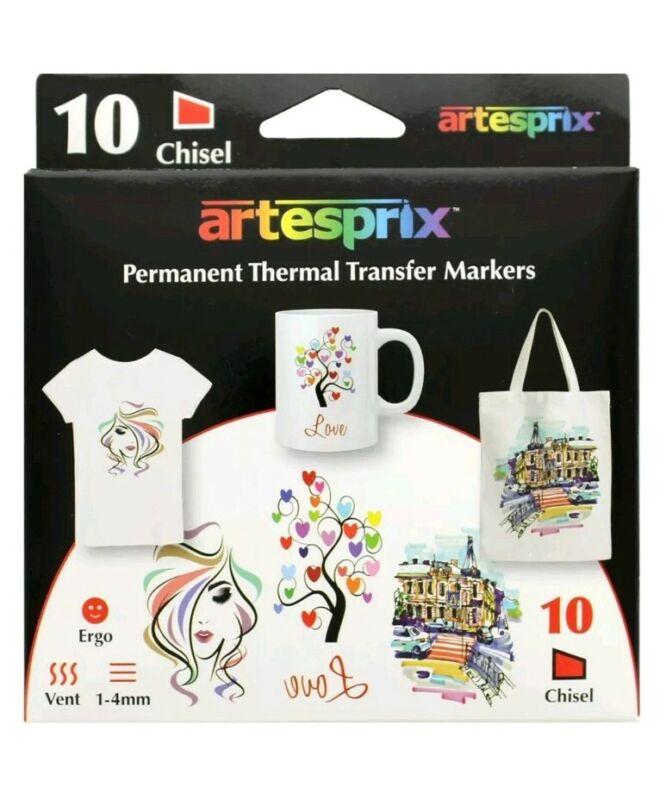 ARTESPRIX ARX00110  PERMANENT THERMAL TRANSFER MARKERS