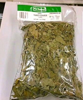 (2 Packs ) of Dried Taro Leaves 7oz. (Pinatuyong Dahon ng Laing)