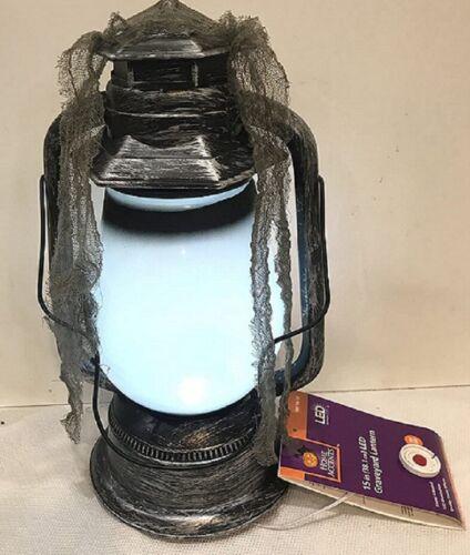 Halloween 15-inch H  Graveyard Lantern