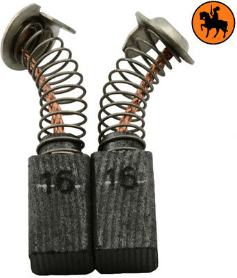 Carbon Brushes for Hitachi Blower RB40SA -