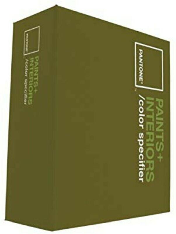 Pantone PBP100 Paint + INTERIORS Color Specifier - Paper