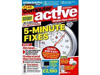 Computeractive magazines - 282 issues (from issue 85 May 2001 to issue 369 April 2012)