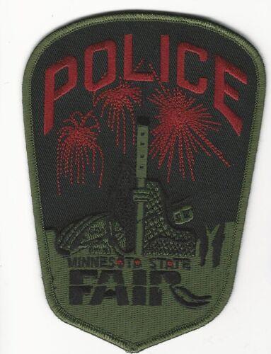 Subdued SWAT SRT Minnesota State Fair Police NEAT MN