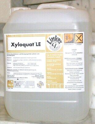 Linker Xyloquat LE Desinfektionsmittel 10 Liter Lebensmittelbereich