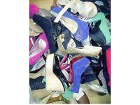25 kg of ladies shoes heels