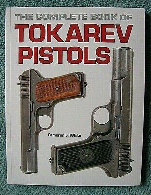 TOKAREV PISTOLS - Cameron White - BRAND NEW / JUST RELEASED
