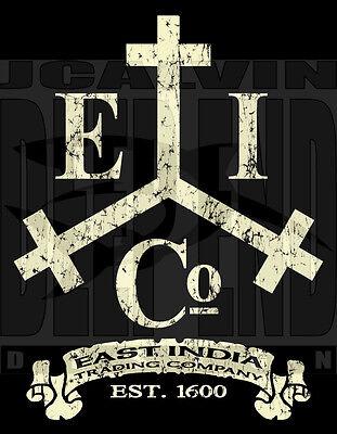 pirates of the caribbean EAST INDIA TRADING COMPANY Jack Sparrow T-Shirt](The Trading Company)