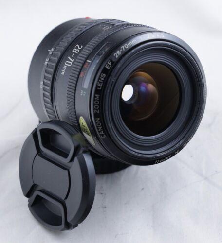 Canon EF 28-70mm f/3.5-4.5 Lens for EOS 1D 5D 6D 7D 90D 80D T8i T7i T6i SL2 77D