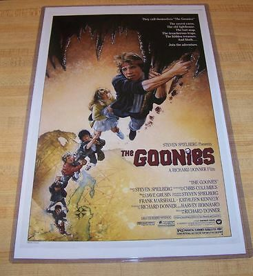 The Goonies 11X17 Original Version Movie Poster