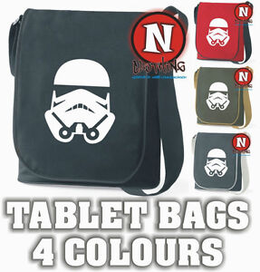 STORMTROOPER-iPad-2-tablet-bag-office-travel-university-school-Star-Wars