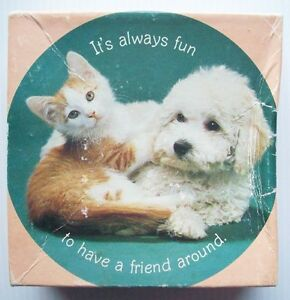 Puppy-Kitten-Springbok-mini-7-puzzle-Its-always-fun-to-have-a-friend-around