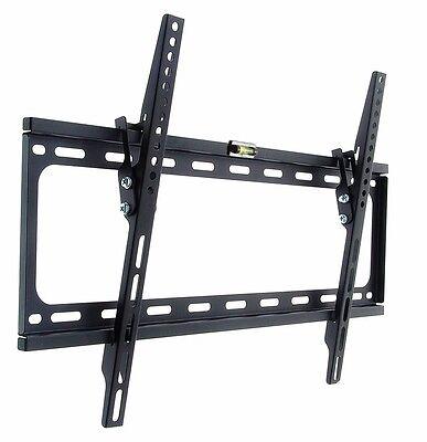 SLIM FLAT LCD LED TV WALL MOUNT BRACKET TILT 40 42 43 46 47 48 50 55 60 65 70 Flat Lcd Mount