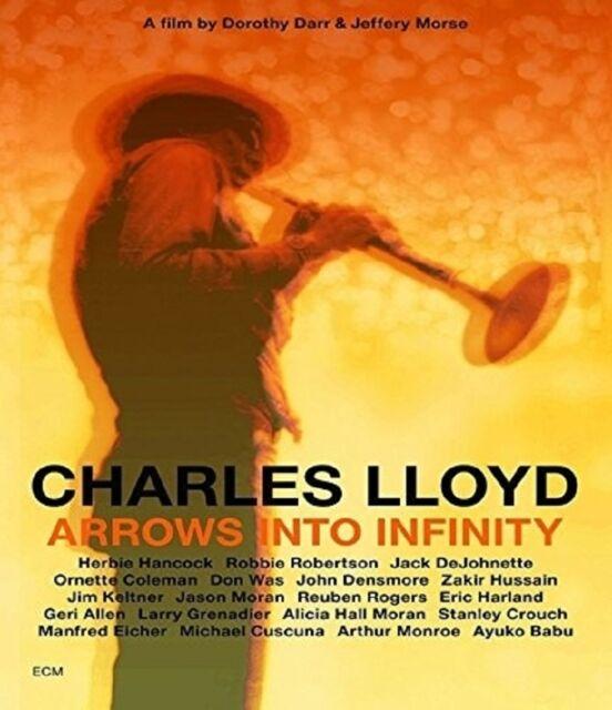 CHARLES LLOYD - ARROWS INTO INFINITY  BLU-RAY NEU