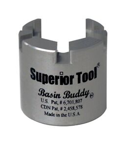 Superior 03825 Basin Buddy Universal Faucet Nut Wrench