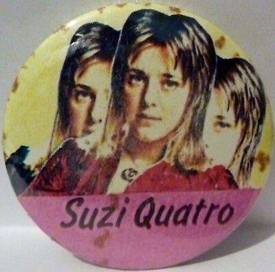 """SUZI QUATRO (Faces)Vintage 1970's - 1980's """""""