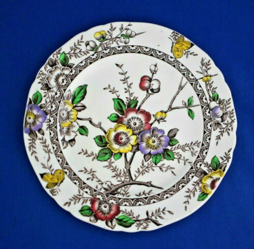 """Vintage Alfred Meakin MEDWAY England - 10"""" Dinner Plate"""