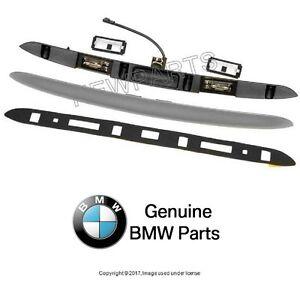 BMW E46 1999-2005 Sedan Trunk Lid Grip Key Button Rear Decklid Boot Lift Handle