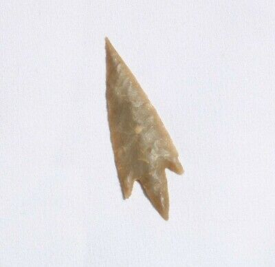 SAHARA NEOLITHIC TRANSLUCENT POINT - NEEDLE TIP - VERY FINE