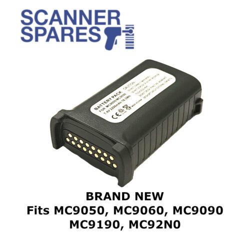 BRAND NEW MC9090-GF0HJJFA6WR BATTERY Symbol Motorola 2600mAh