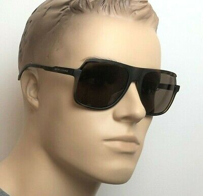 ARMANI EXCHANGE Men SQUARE Sunglasses HAVANA TORTE BROWN AX 4066S 802973 58