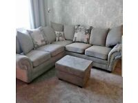 SALE ON BRAND NEW NICOLE CHESTERFEILD CORNER OR 3+2 SEATER SOFA SET AVAILABLE IN STOCK ORDER NOW