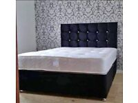 MADE TO ORDER DIVAN BEDS 50% OFF AND FREE UK DELIVERY