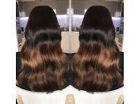 Mobile Hair Extension Services: Micro Rings, Weave, Keratin Bonds, Tape