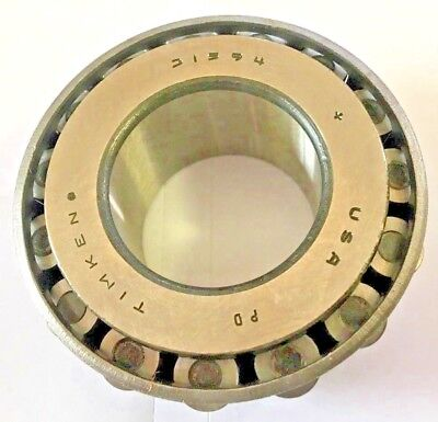 Differential Pinion Bearing Timken Made In USA BR31594 Mopar Box