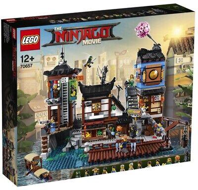 LEGO NINJAGO REF: 70657 NUEVO A ESTRENAR PRECINTADO
