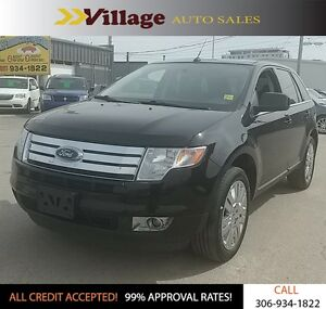 2009 Ford Edge Limited Panoramic Sunroof, All Wheel Drive, Le...