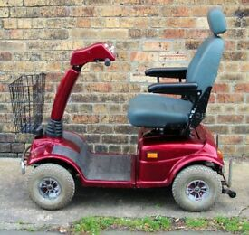 Explorer 8 Mobility Scooter