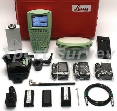 Leica GPS1200 RX1250XC Controller ATX1230 GG L1 L2 GPS GLONASS Kit GPS 1200