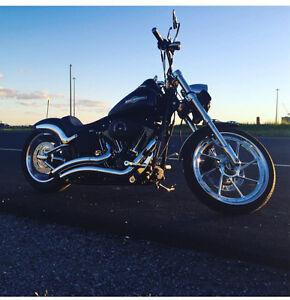 06 Harley Davidson Night train