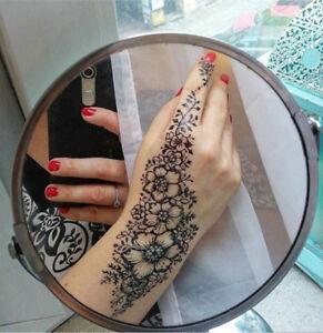 Jagua Henna or Black Henna or Jagua Tattoo