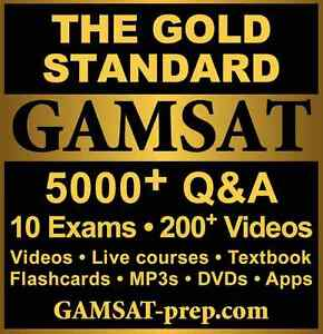 GAMSAT Preparation Complete Course with Score Guarantee Warriewood Pittwater Area Preview