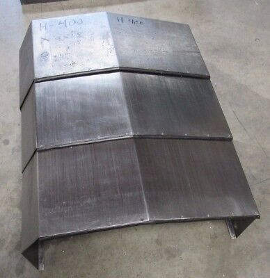 X Axis Way Cover Right Side From Kitamura Mycenter H400 Approx 30 X 25