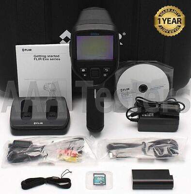 Flir E60bx 60hz 320 X 240 Infrared Thermal Imaging Camera Ir Imager E60