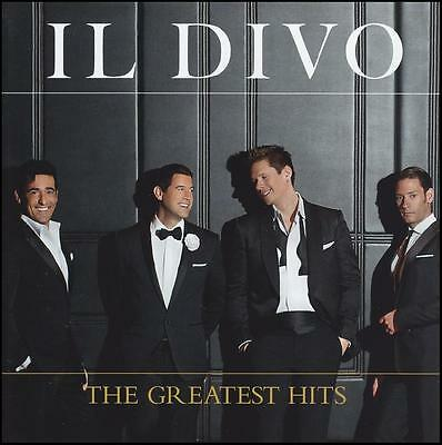 Il Divo   The Greatest Hits Cd   Pop   Classical Crossover   Best Of  New