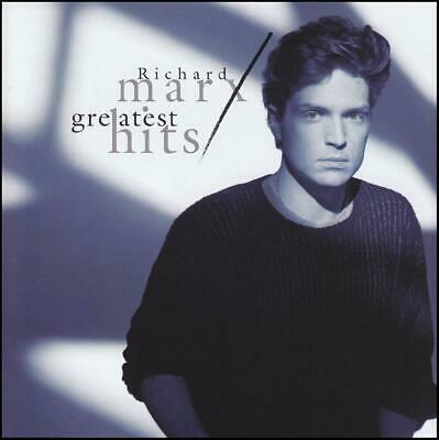 RICHARD MARX - GREATEST HITS CD ~ BEST OF ~ HAZARD~NOW & FOREVER ++++
