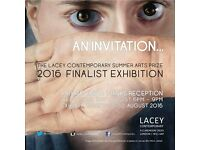 Lacey Contemporary Gallery Summer Arts Prize 2016 Finalist Exhibition
