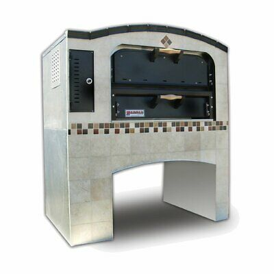 Marsal Mb-236 Gas Deck-type Pizza Bake Oven