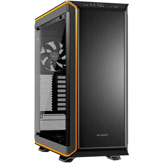 BE QUIET DARK BASE PRO 900 BLACK ORANGE SIDE WINDOW XL-ATX TOOL-LESS GAMING CASE