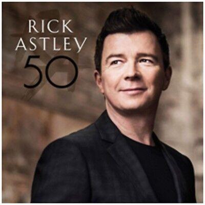 Rick Astley - 50 - New Vinyl LP