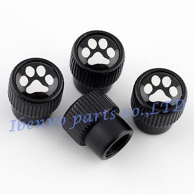 Accessories Metal Roundel Car Motor Wheel Tyre Stem Air Valve Cap For Foot Print