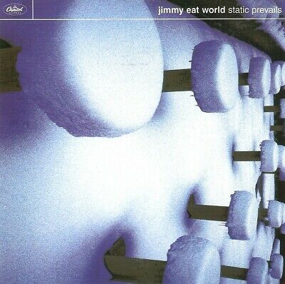 Jimmy Eat World - Static Prevails (CD 1996) Enhanced