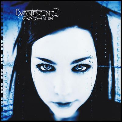 Evanescence   Fallen Cd   Going Under My Immortal Bring Me To Life Amy Lee  New