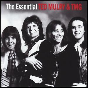 TED MULRY & TMG - THE ESSENTIAL CD ~ 70's AUSSIE POP / ROCK T.M.G. GANG *NEW*