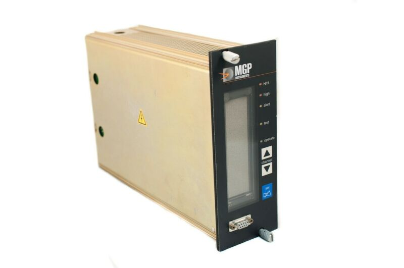 Mirion Technologies MGP Instruments RDU 120V Display Unit
