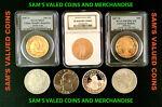 SAM'S VALUED COINS & MERCHANDISE